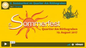 Video vom 5. Sommerfest